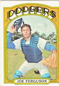 1972 Topps Joe Ferguson