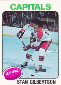 1975-76 OPC Hockey Stan Gilbertson