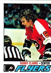 1977-78 Topps Hockey Bobby Clarke