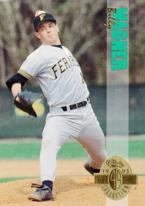 1993 Classic Four Sport Billy Wagner