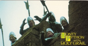 1996 Cornerstone Monty Python & The Holy Grail French Taunters
