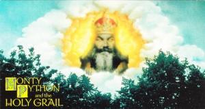 1996 Cornerstone Monty Python & The Holy Grail God