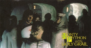 1996 Cornerstone Monty Python & The Holy Grail In Terrible Peril