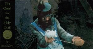 1996 Cornerstone Monty Python & The Holy Grail Sir Bedevere Insert