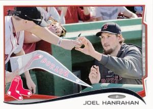 2014 Topps Joel Hanrahan