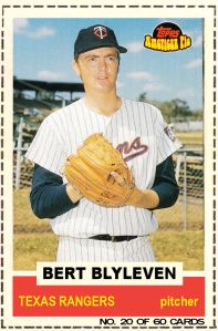 2014 TSR 12-13 Hot Stove Do-Over Bert Blyleven
