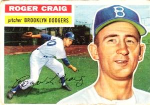 1956 Topps Roger Craig