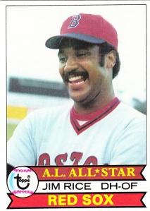1979 Topps Jim Rice