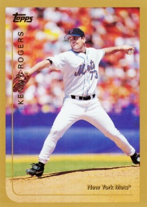 1999 Topps Kenny Rogers