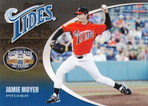 2012 Choice Norfolk Tides Jamie Moyer