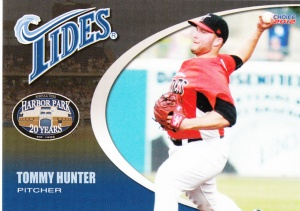 2012 Choice Norfolk Tides Tommy Hunter