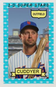 2014-15 TSR Hot Stove #2 Michael Cuddyer