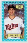 2014-15 TSR Hot Stove #3 Joe Mauer