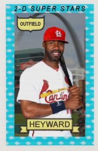 2014-15 TSR Hot Stove #4 Jason Heyward