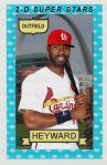 2014-15 TSR Hot Stove #4 Jason Heyward