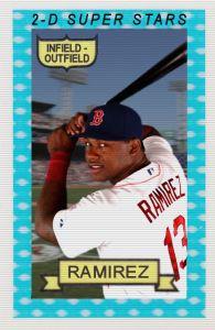 2014-15 TSR Hot Stove #5 Hanley Ramirez
