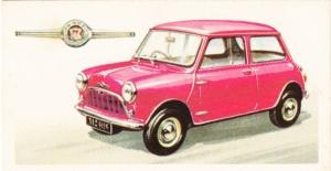 1968 Brooke Bond History Of The Motor Car #46 1959 Morris Mini Minor