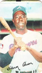 1970 Topps Super Hank Aaron