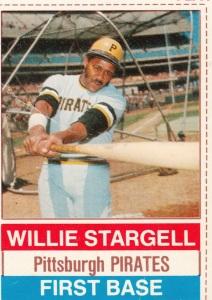 1976 Hostess Willie Stargell