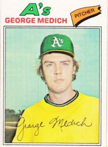 1977 OPC George Medich