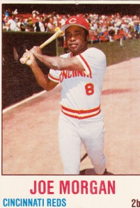 1978 Hostess Joe Morgan