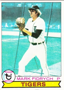 1979 Topps Mark Fidrych