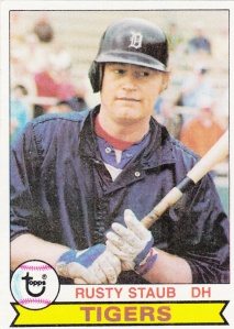1979 Topps Rusty Staub