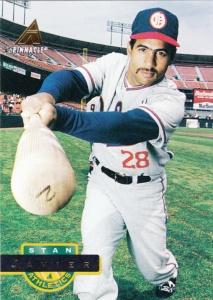 1994 Pinnacle Stan Javier