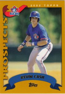2002 Topps Kevin Cash
