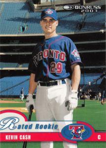 2003 Donruss Kevin Cash