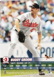 2004 MLB Showdown Buddy Groom