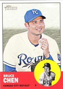 2012 Heritage Hi# Bruce Chen