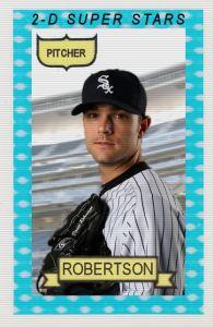 2014-15 TSR Hot Stove #13 David Robertson