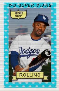 2014-15 TSR Hot Stove #15 Jimmy Rollins