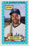 2014-15 TSR Hot Stove #9 Russell Martin