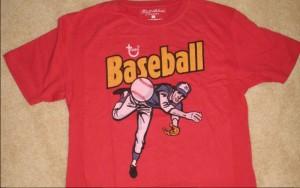 Topps 1975 Wrapper T-Shirt 2