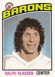 1976-77 OPC Ralph Klassen