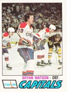 1977-78 OPC Bryan Watson