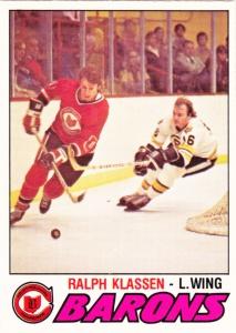 1977-78 Ralph Klassen