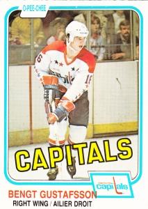 1981-82 OPC Bengt Gustafsson