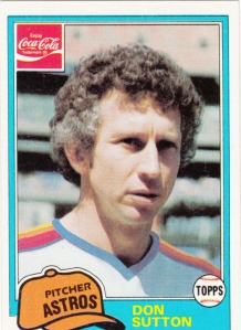 1981 Coke Don Sutton