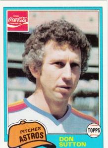 1981 Coke Don Sutton
