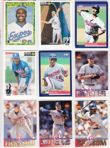 1994 Frankenset Expos page
