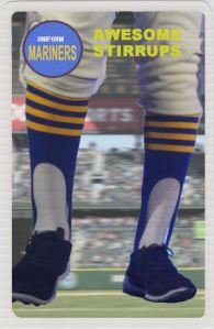 2014-15 Hot Stove 1968 Insert Awesome Stirrups
