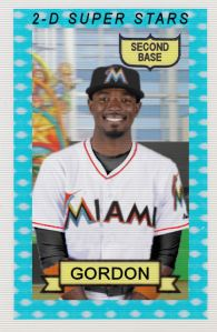 2014-15 TSR Hot Stove #17 Dee Gordon