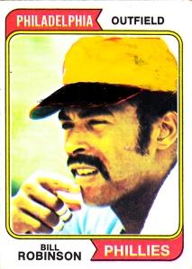 Brushed 1974 Bill Robinson