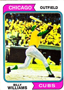 Brushed 1974 Billy Williams