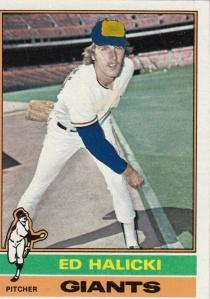Brushed 1976 Ed Halicki