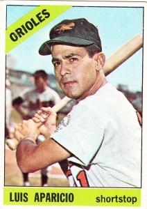 1966 Topps Luis Aparicio