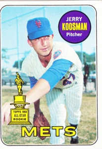 1969 Topps Jerry Koosman